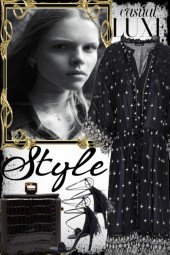 CASUAL LUXE STYLE