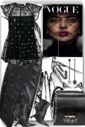 EN VOGUE WITH LEATHER
