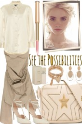 SO PRETTY IN FALL WITH LIGHT BEIGE
