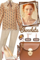 CHOCOLATE GIVES A GOOD MOOD
