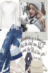 WHITE BLUES FOR WINTER