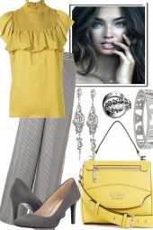 SOME GREY, SOME YELLOW