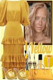 SUNSHINE YELLOW-