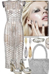 SILVER AND GOLD-