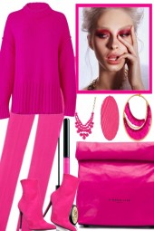 TO MUCH PINK