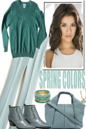 SPRING COLORS---