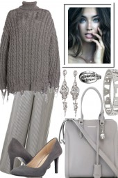 ALL YOUR GREYS FOR THE COLD SPRING DAYS