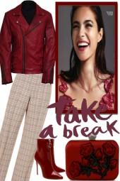 TAKE- A BREAK
