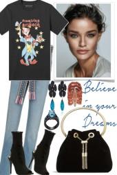 --believe in your dreams