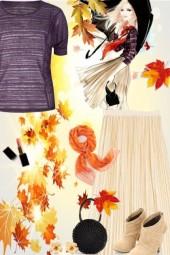 The Beautiful Autumn days