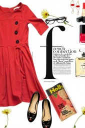 cheery red