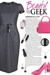 How to wear a Pencil Dress!