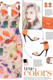 How to wear a Floral Sheath Dress!