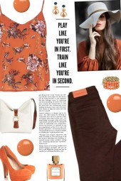 How to wear a Floral Cami Top!