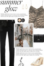 How to wear a Zebra Print Camisole!