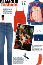 How to wear a Photographic Print Bomber Jacket!