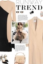How to wear a Fully Lined Cashmere Felt Coat!