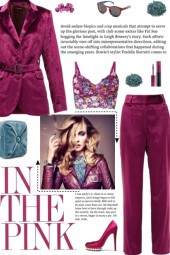 How to wear a Co-Ord Velvet Belted Suit Set!