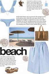 How to wear a Ruffle Detailed Bikini Set!