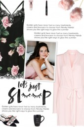 How to wear a Floral Print Silk Nightdress!