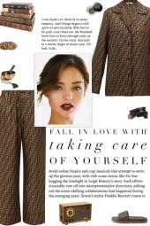 How to wear a Co-Ord Logo Printed Silk Pajama Set!