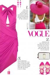 How to wear a Draped Cut-Out Asymmetrical Dress!