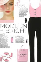 How to wear a Color-Block Embellished Jumpsuit!
