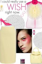 How to wear a Sheer Lace Ruffle Detail Shirt!