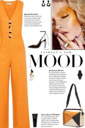 How to wear a Sleeveless Wide Leg Jumpsuit!
