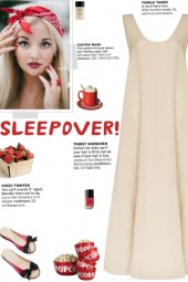 How to wear an Oversized Scoop Neck Nightdress!
