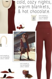 How to wear a Color-Block Stretch Knit Tank Top!
