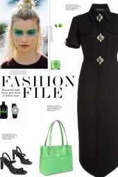 How to wear an Embellished Short Sleeve Dress!