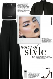 How to wear a Co-Ord Knit Oversized Pant Set!