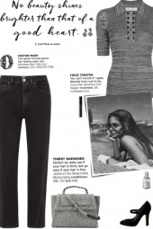 How to wear a Knit Short Sleeve Polo T-Shirt!