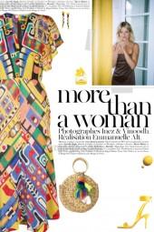 How to wear a Multicolor Short Sleeve Midi Dress!