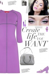 How to wear a Sport Style 3/4 Sleeve Dress!