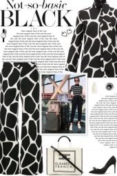 How to wear a Co-Ord Giraffe Print Pant Set!