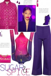 How to wear a High Neck Long Sleeve Bodysuit!
