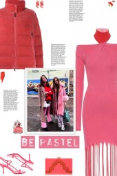 How to wear a Halterneck Fringed Fitted Dress!