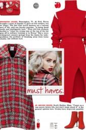 How to wear a Cutout Knit Wool-Blend MIdi Dress!