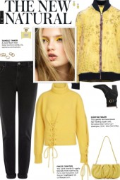 How to wear a Criss-Cross Detail Cashmere Sweater!