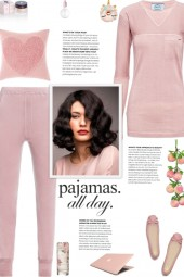 How to wear a Co-Ord Fine Knit Cashmere Set!