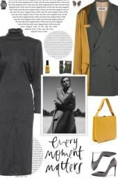 How to wear a Contrast Panel Oversized Blazer!