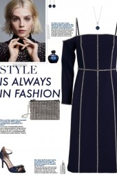 How to wear an Embellish Off-Shoulder Midi Dress!