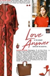 How to wear a Printed V-Neck 3/4 Sleeve Jumpsuit!