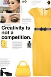 How to wear a Short Sleeve Cady Midi Dress!