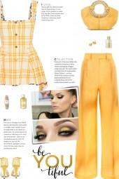 How to wear a Plain Weave Tartan Top!