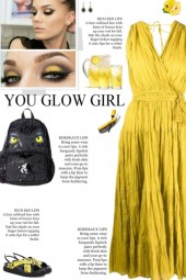 How to wear a Cotton Pleated Sleevess Dress!