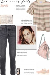 How to wear a Striped Tailored T-Shirt!