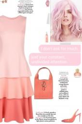 How to wear a Tiered Sleeveless Midi Dress!